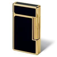 Davidoff zapalovač Prestige, China lak, zlatý